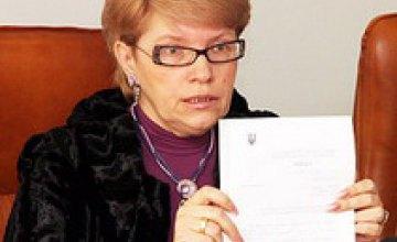 Клавдия Крещук: «Решение горсовета о выделении платы за обслуживание лифта в отдельный платеж незаконно»