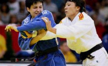 Днепропетровская дзюдоистка Александра Винниченко заняла 5 место на международном турнире по дзюдо среди кадетов