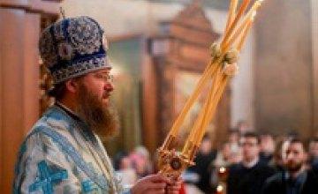 Митрополит Антоний рассказал о духовном смысле праздника Сретения Господня