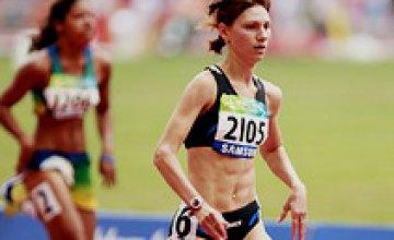 Днепропетровчанка Инна Дяченко завоевала вторую золотую медаль на Паралимпиаде