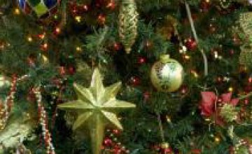 Большинство жителей Днепропетровска проведут новогоднюю ночь дома