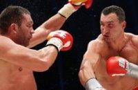 Следующий бой Кличко запланирован на апрель