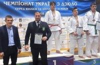 Спортсмен из Днепра стал чемпионом Украины по дзюдо среди юношей