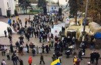 Под Верховной Радой за порядком следят более 700 полицейских и нацгвардейцев