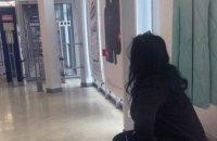 В Днепре серийная преступница решила «утеплиться» в одном из спортивных магазинов, украв одежду на 6 тыс. грн