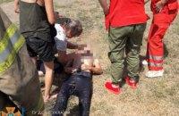 В Криворожском районе из водоема достали тело мужчины