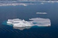 В Запорожской области 10 рыбаков унесло на 300-метровой льдине