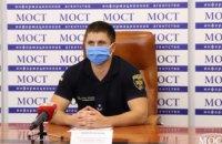 Разминирование боеприпасов в Днепропетровской области