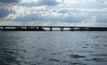 Сегодня будет возобновлено движение по мосту Днепродзержинска