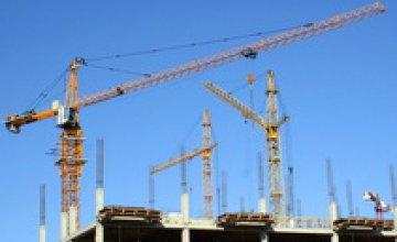 За 5 месяцев 2010 года объем выполненных строительных работ в Украине уменьшился на 20%