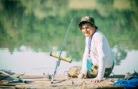 На Днепропетровщине АТОшники и их родные соревновались за звание лучших рыболовов (ФОТОРЕПОРТАЖ)