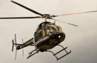 В Южной Корее на жилой район упал военный вертолет, есть погибшие