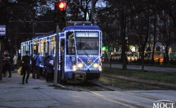 Сегодня вечером трамвай №1 временно изменит свой маршрут