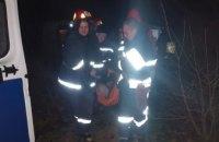 На Днепропетровщине спасатели помогли пенсионеру выбраться из «огненной ловушки» (ПОДРОБНОСТИ)