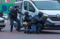 В Каменском начала функционировать Служба судебной охраны (ФОТО)