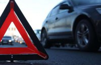 В Днепре столкнулись «Peugeot 307» и «DAEWOO Matiz»: пострадали двое детей и женщина