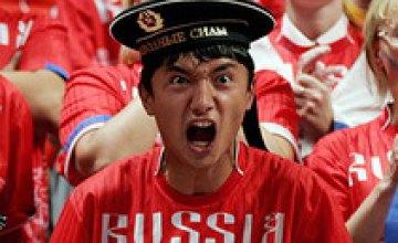 В Москве приняли «сухой закон» на день полуфинала Евро-2008