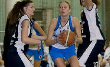Баскетболистки «Днепра» обыграли галичанок 74:48