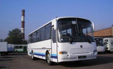 Днепропетровская область купит 300 автобусов в 2009 году