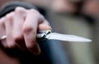 В Днепропетровской области конфликт на лестничной клетке закончился ножевым ранением
