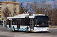 У Дніпрі тролейбуси № 1 та № 16 змінять свій рух шістнадцятого квітня