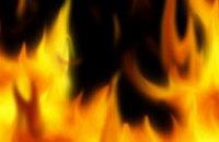 В Днепродзержинске на пожаре женщина отравилась угарным газом