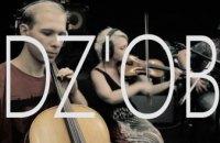 В Днепропетровской филармонии выступят авторы лучшего музыкального релиза 2017 – группа DZ'OB