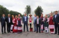 Каменское посетила делегация посольства Республики Казахстан (ФОТО)