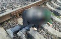 В Винницкой области под колесами поезда погибла женщина