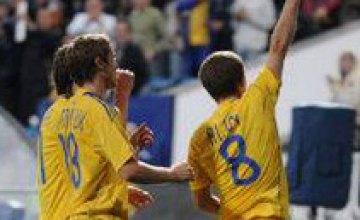 Сборная Украины выиграла кубок Кипра
