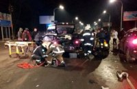 На Днепропетровщине столкнулись Chery и Toyota: пятеро пострадавших, есть погибшие