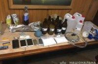 В Киеве 36-летний мужчина организовал нарколабораторию
