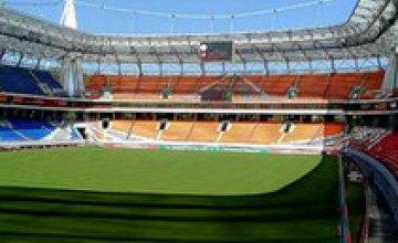 Днепродзержинск начнет масштабное строительство спортивных объектов в 2008 году