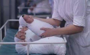 В новом году в Днепропетровской области родились 111 детей