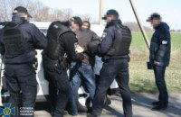 В Днепропетровской области СБУ провела тактико-специальные тренировки (ФОТО)