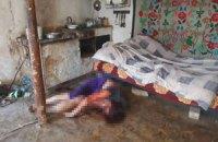 В Днепропетровской области мужчина из обиды задушил сожительницу