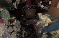 В Желтых Водах отец и дочь чуть не угорели в собственной квартире