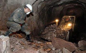 Комиссия назвала предварительную причину аварии на шахте в Кривом Роге