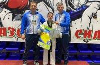 Дніпровські спортсмени посіли призові місця чемпіонату України з тхеквондо ВТФ