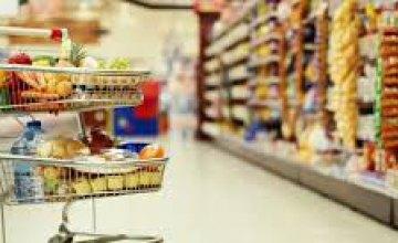 Какие продукты питания подорожали в супермаркетах Днепра за выходные?