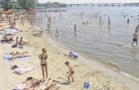 В Днепропетровске официально открылся Воронцовский пляж