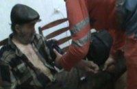 Харьковские милиционеры освободили пенсионера, которого удерживали в заложниках члены ОПГ