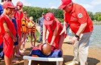 Днепровские спасатели приглашают всех желающих на мастер-классы по спасению людей на воде