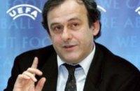 14 апреля в Украину приедет Мишель Платини