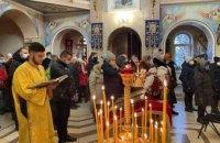 Протоиерей Георгий Вольховский:«Таинство крещения мы совершаем в храме в честь святителя Афанасия Полтавского, вернувшего истинную веру тысячам людей»