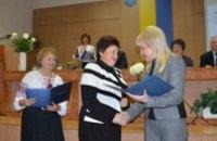 В Днепропетровской области отметили 45-ю годовщину со дня создания методической службы Украины