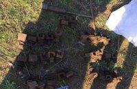 На Днепропетровщине мужчина украл болты с железнодорожных рельс