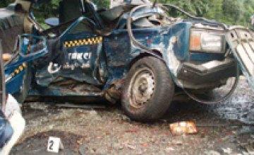 ДТП в Черкасской области унесло жизни двух людей