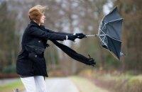 В Днепропетровской области объявлено штормовое предупреждение: сильный ветер и дождь