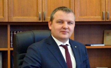 Голова Дніпропетровської облради привітав дніпрян з Днем міста